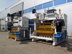 new SUMAB E-6 (2000 blocks/hour) Movable block machine block making machine