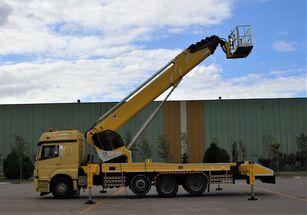 MERCEDES-BENZ Axor 3228 - 47 METER AERIAL PLATFORM bucket truck