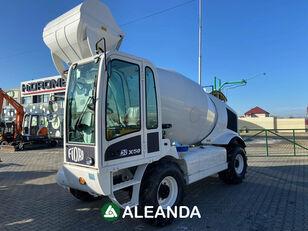 new FIORI DBX 50 concrete mixer truck
