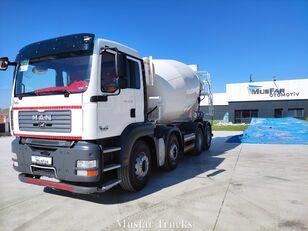 MAN 2008 TGA 32.350 concrete mixer truck