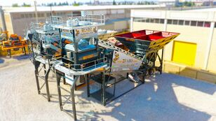 new FABO TURBOMIX-120 MOBILE CONCRETE PLANT READY IN STOCK concrete plant
