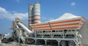 new SEMIX MOBILE CONCRETE BATCHING PLANTS 100 S4 concrete plant