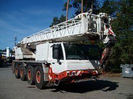 TADANO ATF60G-4 mobile crane