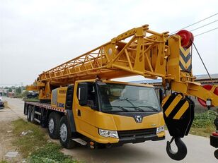 XCMG 50 ton XCMG qy50ka truck crane in very good condition  mobile crane
