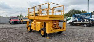 HAULOTTE H15SX - 15m, 4x4, diesel scissor lift