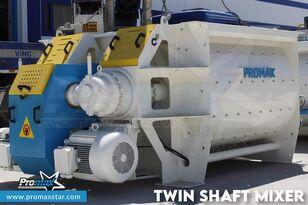 new PROMAX Двухвальный смеситель 3м3/2 м3 stationary concrete pump
