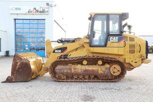CATERPILLAR 963 K mit nur 3649 Betriebsstunden uund EPA track loader