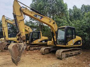 CATERPILLAR 312C tracked excavator