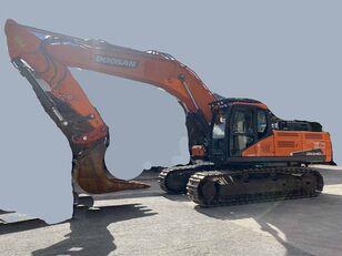 DOOSAN DX340 LC tracked excavator