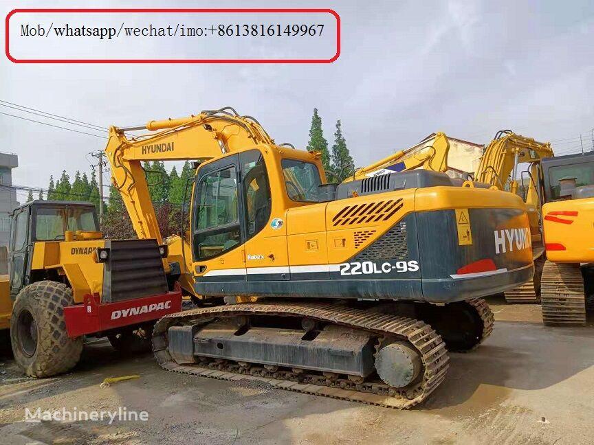 HYUNDAI 220LC-9S tracked excavator