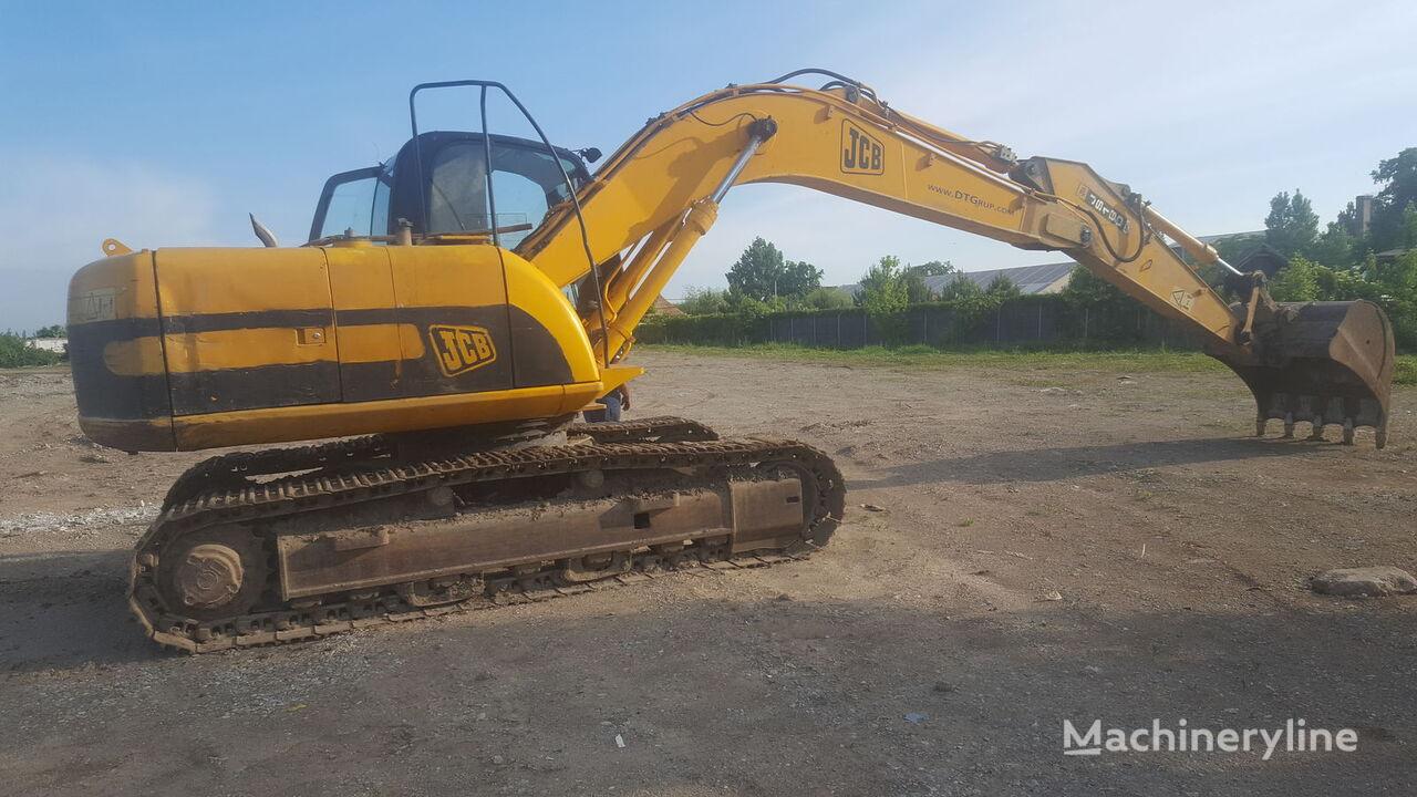 JCB JS 180 tracked excavator