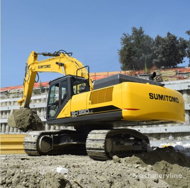 new SUMITOMO  SH350LC-6 tracked excavator