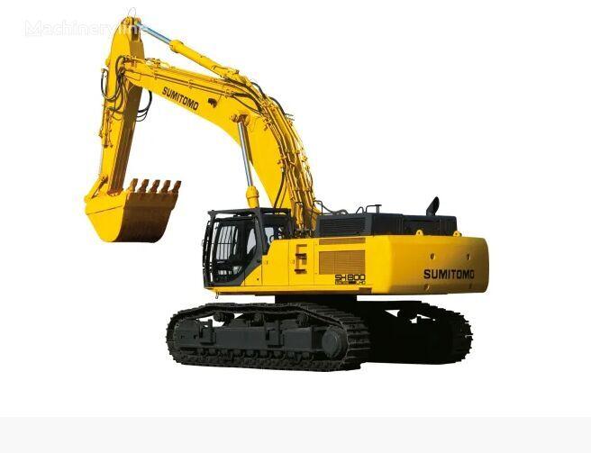 new SUMITOMO SH510 LHD-6 tracked excavator