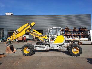 MENZI MUCK A91 4x4 plus walking excavator