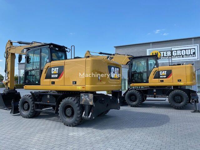 new CATERPILLAR M320F VAH PL-A2 wheel excavator