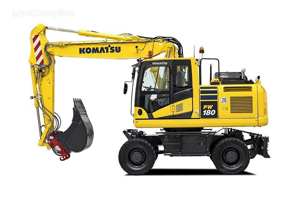 new KOMATSU PW180-11 wheel excavator