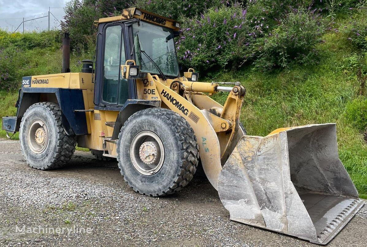 HANOMAG 50 E wheel loader