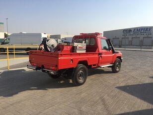 new TOYOTA Land Cruiser 4x4 fire truck
