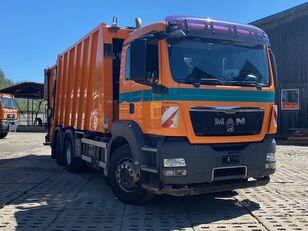 MAN TGS 26.320  garbage truck
