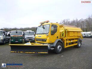 DAF LF 55.220 4x2 RHD snow plough / salt spreader snow removal machine
