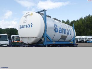 VAN HOOL Tank container 20 ft / 31 m3 20ft tank container